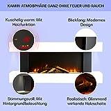 Klarstein Elektrokamin Studio Light & Fire 1 - 2