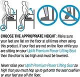 Uplift Sitzhilfe Kissen, Kapazität 90-160kg - 10