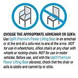 Uplift Sitzhilfe Kissen, Kapazität 90-160kg - 11